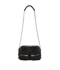 Alexander Wang Brenda Chain Shoulder Bag Black