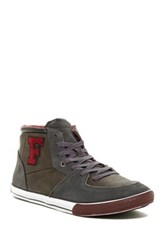 French Connection Caliso Mid Sneaker Gray