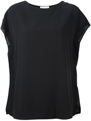 Michael Michael Kors Basic T Shirt Black