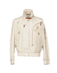 Piero Guidi Jackets Ivory