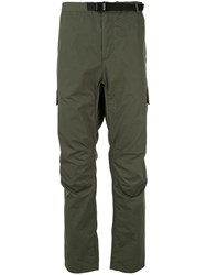 Makavelic Cargo Trousers Green