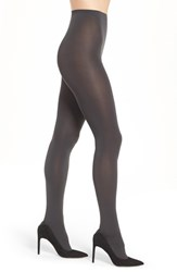 Wolford Women's Matte Opaque Tights Anthracite
