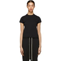 Rick Owens Drkshdw Black Small Level T Shirt