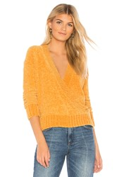 Heartloom Chloe Sweater Mustard