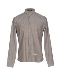 Dnl Shirts Dove Grey