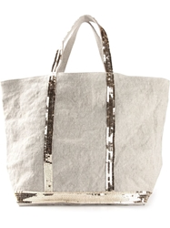 Vanessa Bruno Sequin Shopper