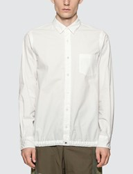 Sacai Cotton Shirt White