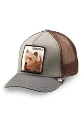 Goorin Bros. Men's Goorin Brothers 'Grizz' Mesh Trucker Hat Green