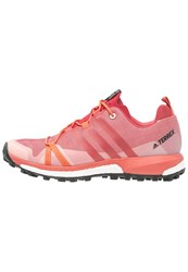 Adidas Performance Terrex Agravic Trail Running Shoes Tactile Pink Easy Orange