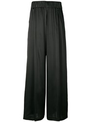 Semicouture High Rise Trousers Black