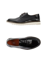 Ribbon Low Tops And Trainers Black