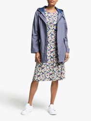 Seasalt The Mouls Ii Dress Pont Aven Pansy Tide