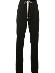 Rick Owens Drkshdw 'Berlin' Sweatpants Black