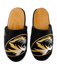 Forever Collectibles Missouri Tigers Big Logo Slippers