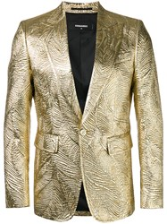 Dsquared2 Giacca Suit Jacket Metallic