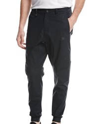 Nike Stretch Woven Jogger Pants Black