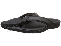 Vionic With Orthaheel Technology Tide Black Men's Sandals