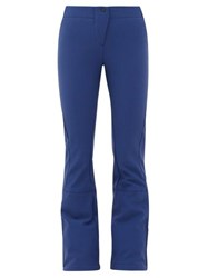 Fusalp Tipi Ii Flared Ski Trousers Blue
