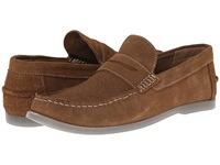 Bass Keane Taupe Suede Men's Slip On Shoes