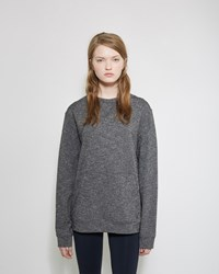 A.P.C. X Outdoor Voices Crewneck Sweatshirt Grey