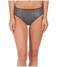 Jockey No Panty Line Promise Tactel Bikini Npl Dot Women's Underwear Gray