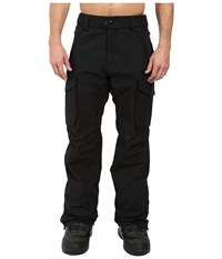 686 Authentic Infinity Shell Cargo Pants Black Men's Casual Pants