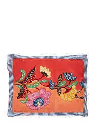 Lisa Corti Indonesian Baby Pillow Multicolor