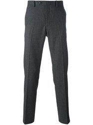 Michael Kors Slim Fit Tailored Trousers Grey