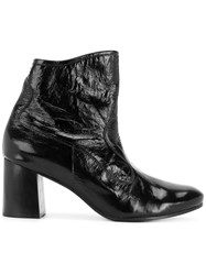 Calleen Cordero Tolosa Boots Calf Leather Leather Black
