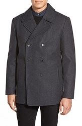 Men's Vince Camuto Classic Peacoat Charcoal