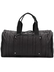 Valentino Quilted Holdall Black