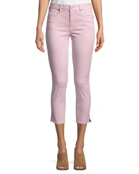 Parker Smith Pedal Pusher Straight Leg Pants Rose
