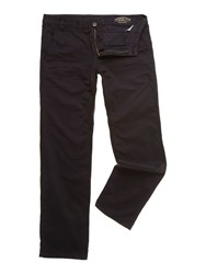 Barbour Laundered Chino Navy
