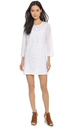 Rebecca Minkoff Freebird Dress Marshmellow