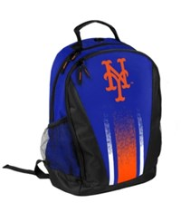 Forever Collectibles New York Mets Prime Time Backpack Blue