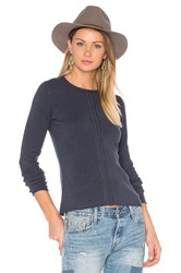 Inhabit Filigree Sweater Navy