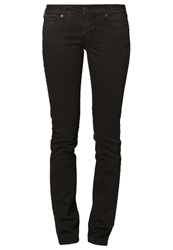 Cimarron Jackie Raso Slim Fit Jeans Carbone Dark Gray