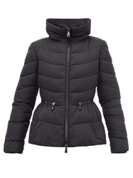 Moncler Miriel Quilted Down Jacket Black