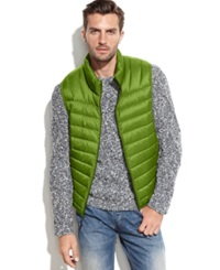 Hawke And Co. Outfitter Lightweight Packable Down Vest Grass Green