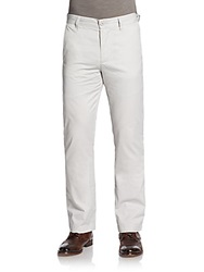 Life After Denim Slim Fit Cotton Chinos Light Grey