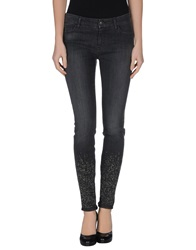 Koral Denim Pants Steel Grey