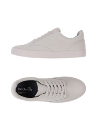 Boxfresh Footwear Low Tops And Sneakers Light Grey