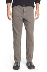 Men's Gramicci 'Freedom G' Stretch Twill Pants Castle Rock