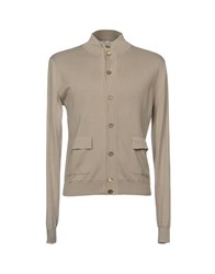 Hosio Cardigans Light Grey