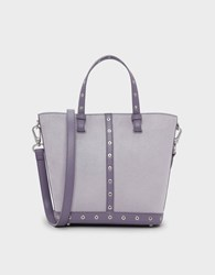 Charles And Keith Embellished Tote Bag Ll.Gry