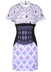 Mary Katrantzou Lola Dress And Jacket Purple And Other