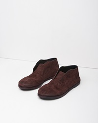 Marsell Listello Laceless Desert Boot Bordeaux