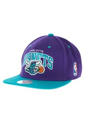 Mitchell And Ness Cap Blue Teal