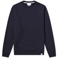 Norse Projects Vagn Classic Crew Sweat Blue