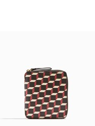Pierre Hardy Zip Wallet Red